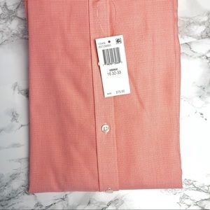 Michael Kors Shirts - MICHAEL KORS Non Iron Print Button Down Shirt NWT